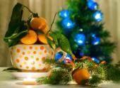 圣诞节普通话一杯 — 图库照片