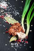The False Morel (Gyromitra esculenta) — Stock Photo
