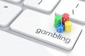 Gambling concept  — Stock Photo