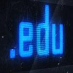 Edu domain names — Stock Photo #54280827