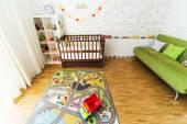 Baby's bedroom — Foto de Stock