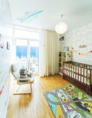 Baby's bedroom — Stock fotografie