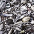 Old cutlery. — Stock Photo #60832917
