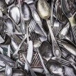 Old cutlery. — Stock Photo #60832919