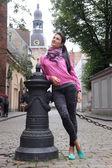 çağdaş kadın — Stok fotoğraf
