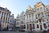 Buildings of Grand Place — Stock Photo