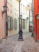 Traditional street — Stock Photo