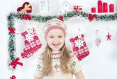 Happy christmas — Stock Photo