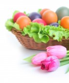 Bright easter — Stock Photo