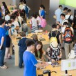 Постер, плакат: Apple shop in Hong Kong