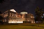 National Museum of Singapore night — Stock Photo
