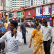 Ethnic district Little India in Singapore — Stock Photo #70816029