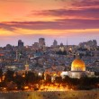 View of Jerusalem old city. Israel — Stock Photo #59860587