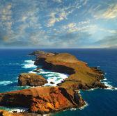 Madeira. The eastern tip of the island - Ponta de Sao Lourenco — Stock Photo