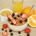 Good breakfast — Stock Photo #52611475