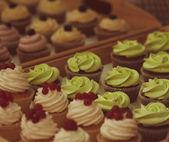 カップケーキ — ストック写真