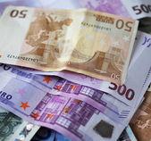 Евро, хороший фон для бизнес-концепции — Стоковое фото