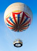 The Balloon, highest attraction of Bournemouth — Stock Photo