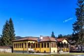 The old school in Koprivshtitsa town, Bulgaria — Stock Photo