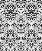 Baroque seamless art — Stock Vector
