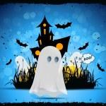 Halloween-poster — Stockvektor  #53829489