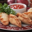 Empanadas, Latin American mini pie — Stock Photo #59528747