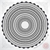 Cadres de cercle — Vecteur
