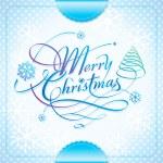 Merry Christmas — Stock Vector #52719539