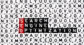 SEO ,Search Engine Optimization cubes — Stock Photo