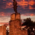 Cuba. Santa Clara. Monument Che Guevara — Stock Photo #52684887