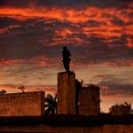 Cuba. Santa Clara. Monument Che Guevara — Stock Photo #52684889