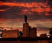 Cuba. Santa Clara. Monument Che Guevara — Stock Photo