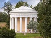 Russia. Pavlovsk. Pavilion Friendship Temple. — Stock Photo