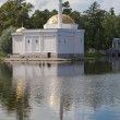 Постер, плакат: Pavilion Turkish bath Catherine Park Pushkin Tsarskoye Selo Petersburg