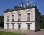 Oranienbaum (Lomonosov). Upper park. Palace of the emperor Pyotr II — Stock Photo