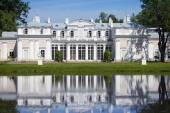 Pavilion Chinese palace. Oranienbaum (Lomonosov). Upper park — Fotografia Stock