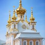 Russia, Petrodvorets — Stock Photo #63307949