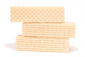 Wafer biscuit — Stock Photo