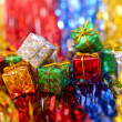 Gift boxes — Stock Photo #60793133