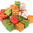 Gift boxes — Stock Photo #75501491