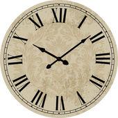 Viejo reloj — Vector de stock