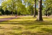 LONDON -AUGUST 10: Kensington Gardens on August 10, 2014  in Lon — Stock Photo