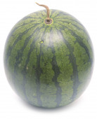 Whole watermelon — Stock Photo