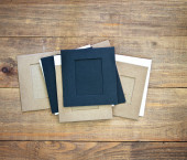 Photo frames — Stock Photo