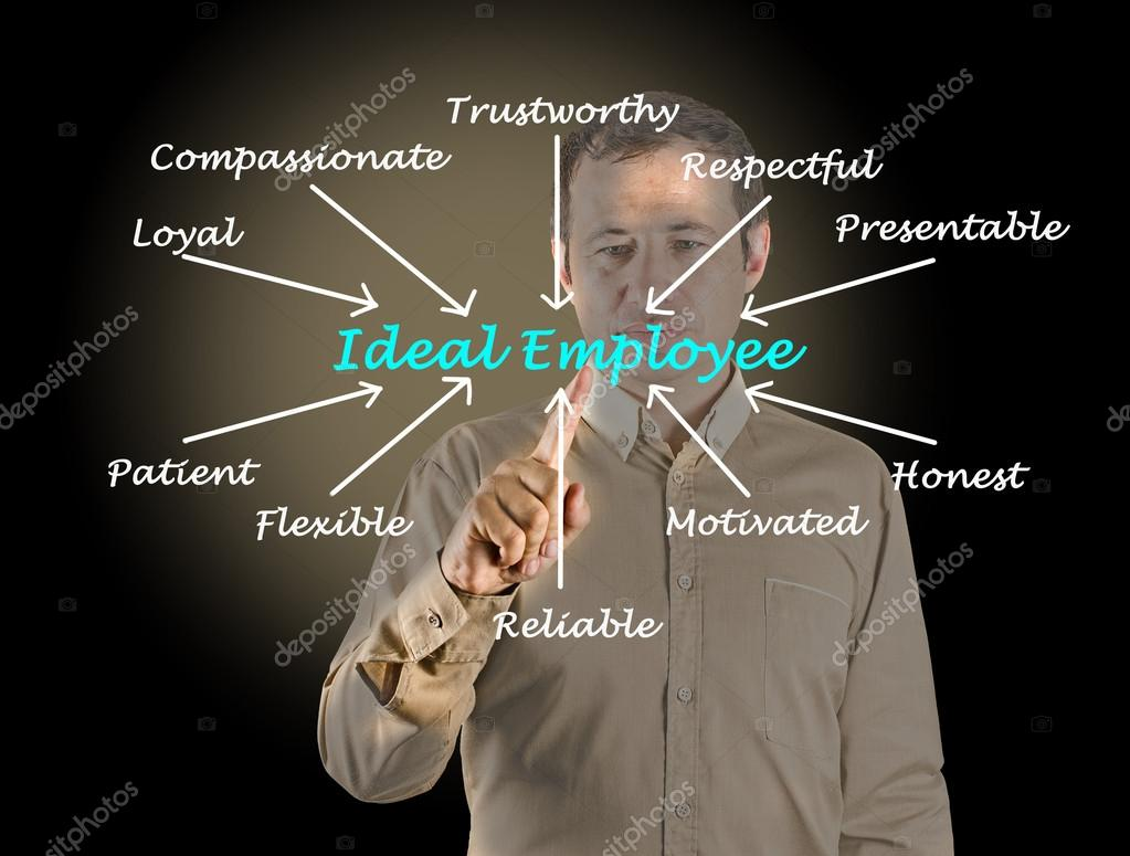 ideal employee stock photo copy vaeenma  ideal employee photo by vaeenma