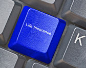 Key for life insurance — Photo