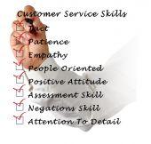 Customer Service Skills — Stockfoto