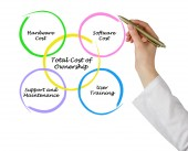 Total Cost of Ownership — Stock Photo