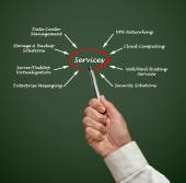 IT  Services — Stock Photo