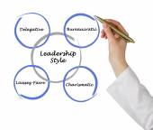 Leadership Style — Stock Photo